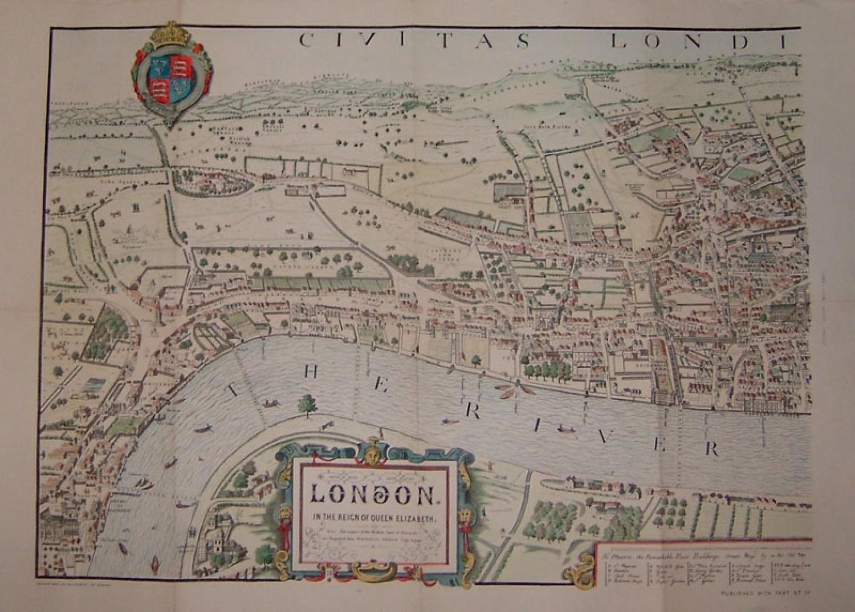 SOLD Civitatas Londinum...