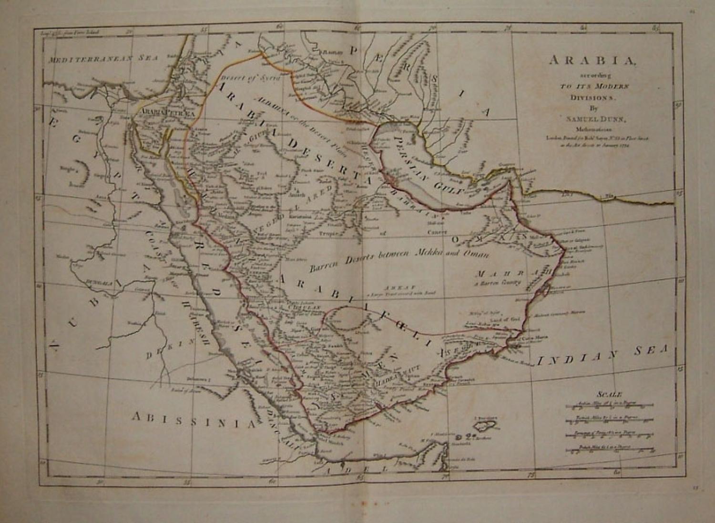 SOLD Arabia