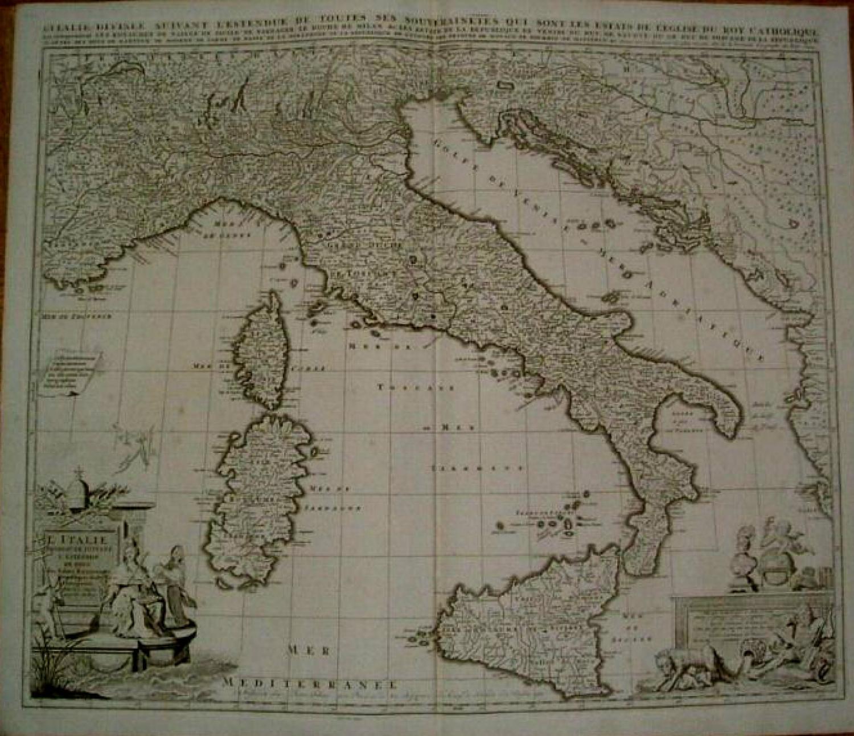SOLD L'Italie...