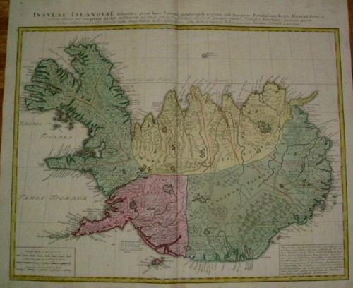 SOLD Insulae Islandiae