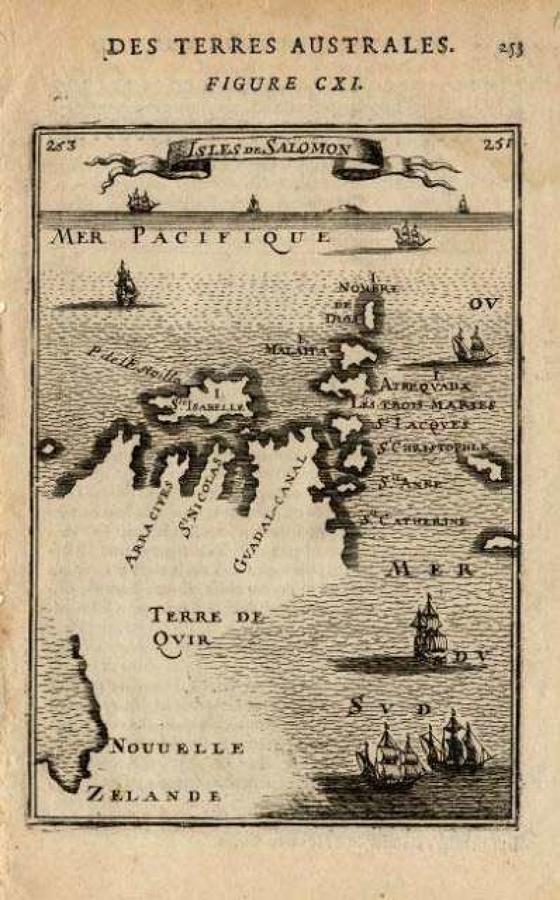 Mallet - Isles de Salomon