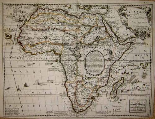 SOLD Afrique selon les relations les plus nouvelles...