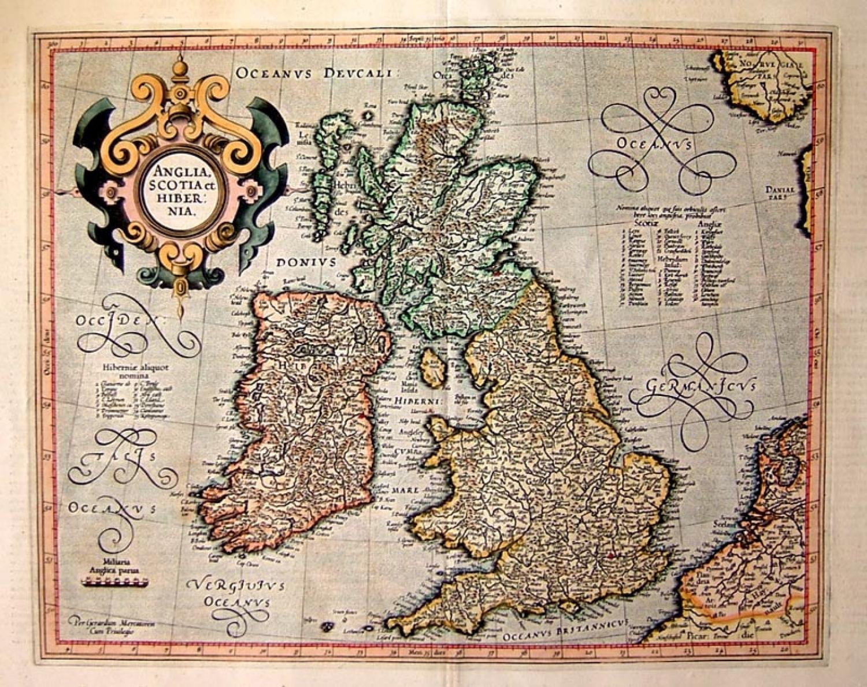 SOLD Anglia Scotia Hibernia