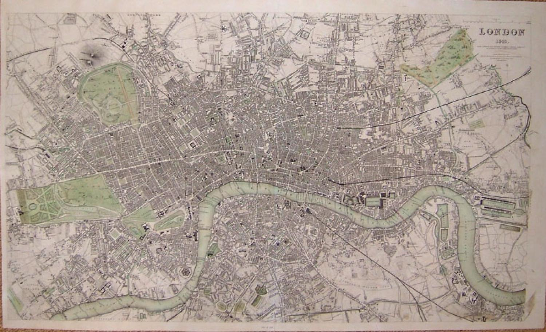 SOLD LONDON 1843