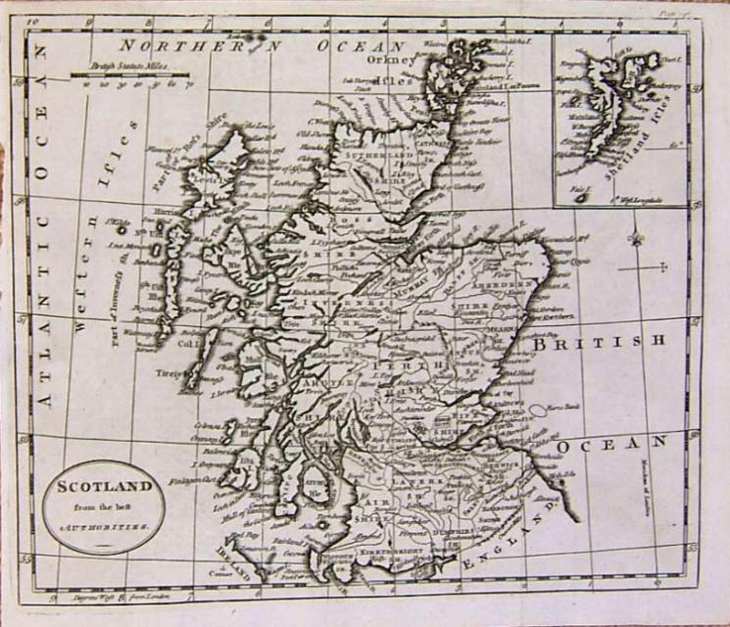 SOLD Scotland from the Best Authorities