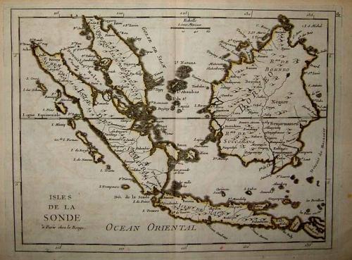 SOLD Isles de la Sonde