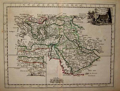 Le Rouge - L' Empire des Turcs
