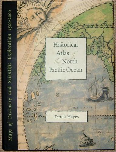 SOLD Historical Atlas of the North Pacific Ocean