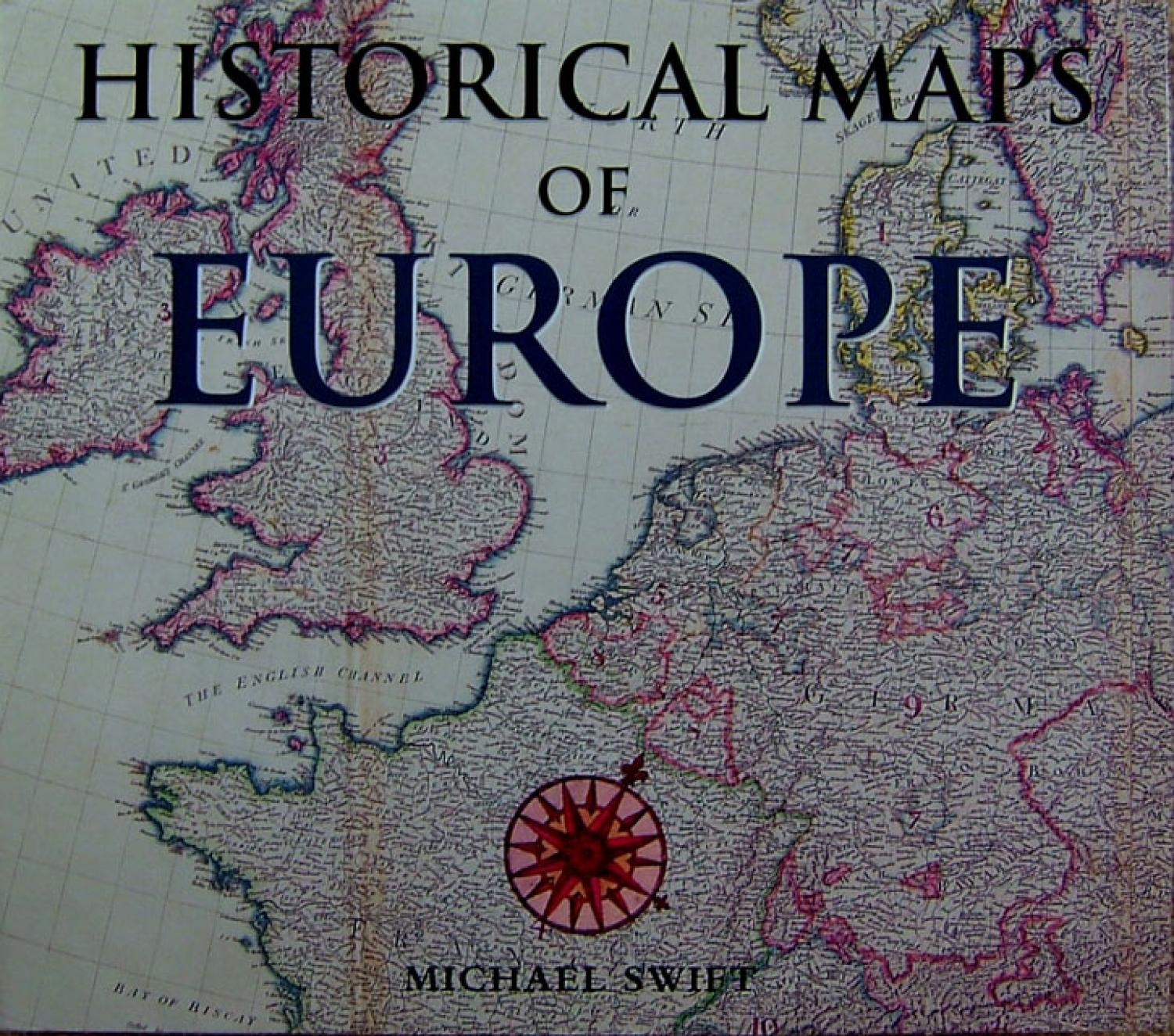 SOLD Historical Maps Of Europe.
