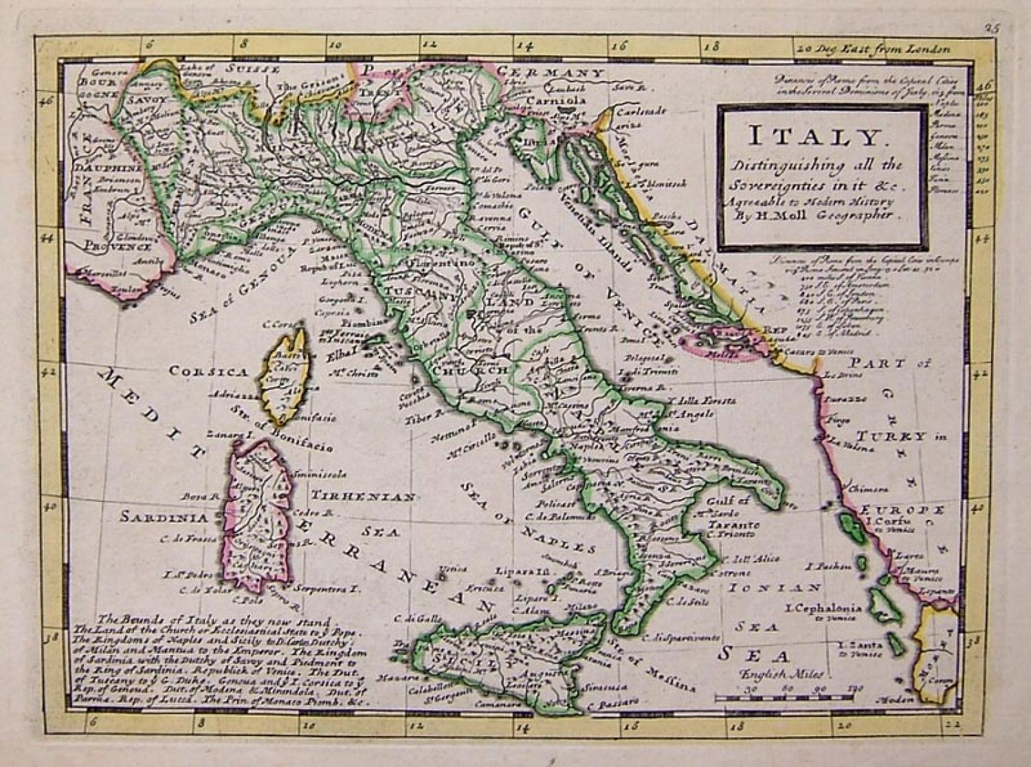SOLD Italy