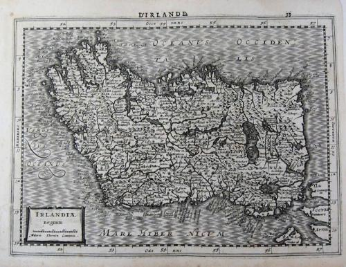 Mercator / Cloppenburg - Irlande