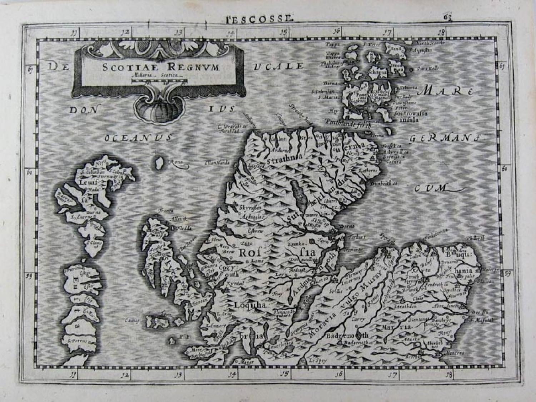Mercator / Cloppenburg - (Set of 2) L'Ecosse
