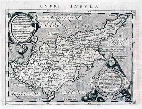 SOLD Cypri Insula