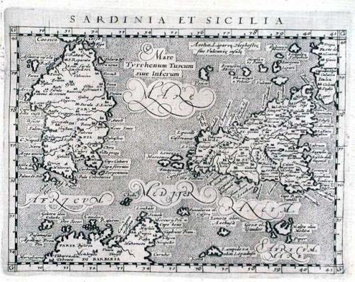 SOLD Sardinia et Sicilia