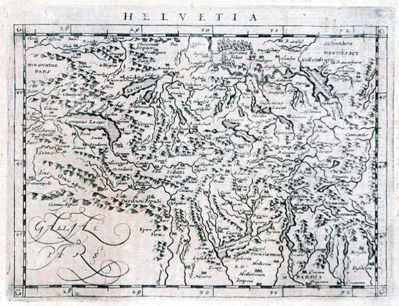 SOLD Helvetia