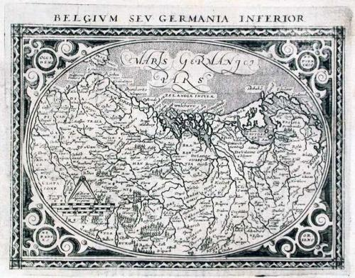 SOLD Belgium sev Germania Inferior