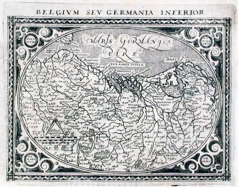 SOLD Belgium sev Germania Inferior