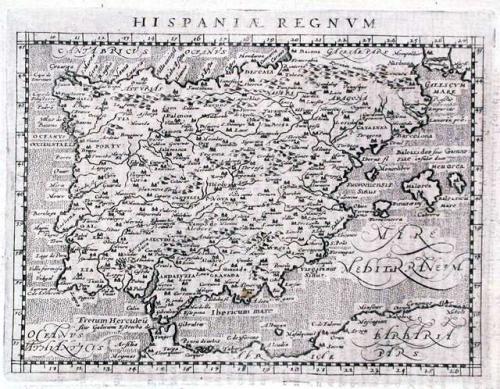 SOLD Hispaniae Regnum