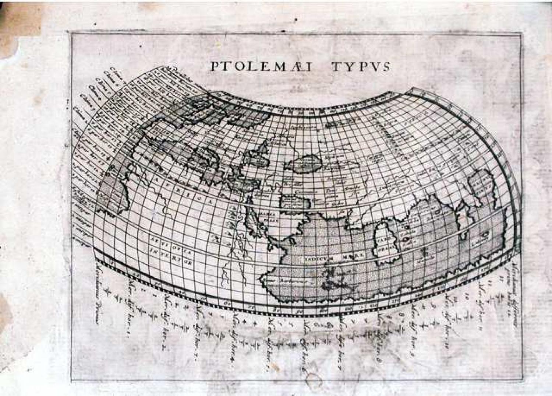 SOLD Ptolemaei Typus
