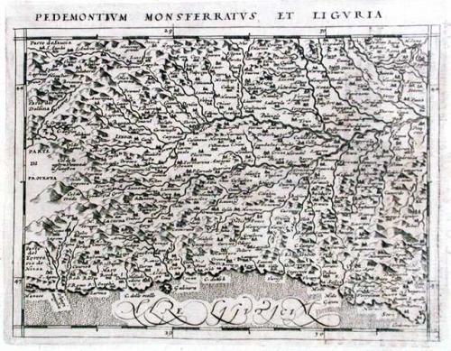 SOLD Pedemontium Monsferratus et Liguria