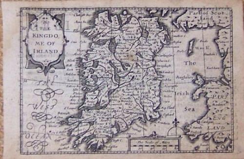 SOLD The Kingdom Of Ireland