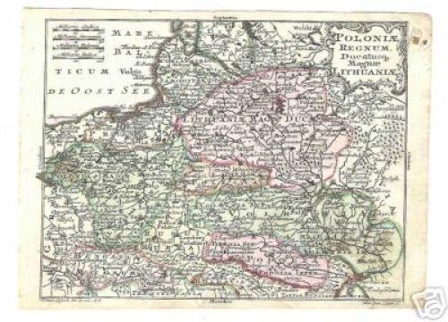 SOLD Poloniae Regnum...Magnae Lithuaniae