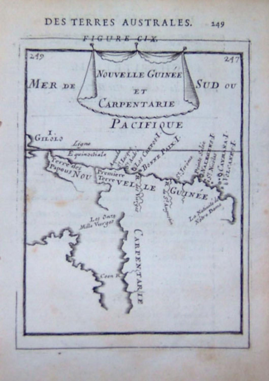 Mallet - Nouvelle Guinee