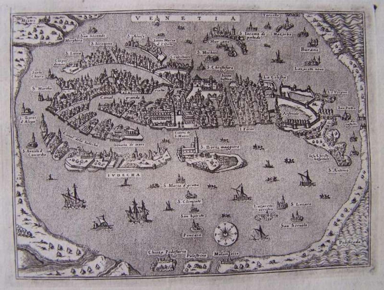 SOLD Descrittione della città di Vinetia
