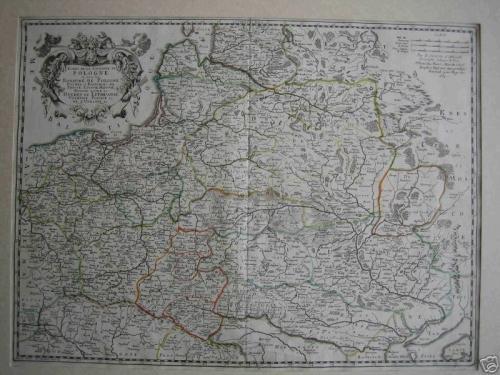 SOLD Estats de la Couronne de Pologne ou sont les Royaume de Pologne…