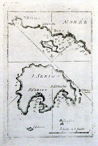 SOLD I. Serigo, Port Serigo, Port St. Nicolas