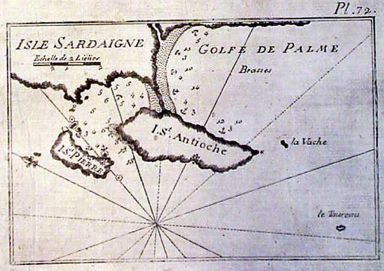 SOLD Isle Sardaigne