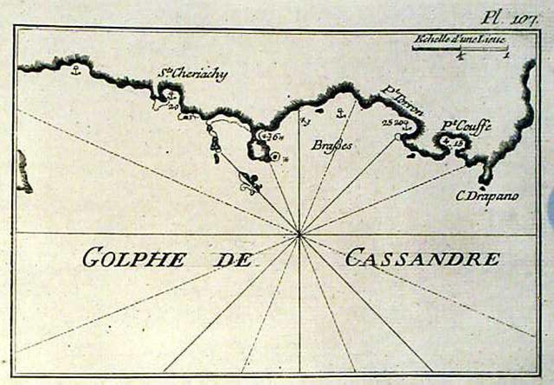 SOLD Golphe de Cassandre