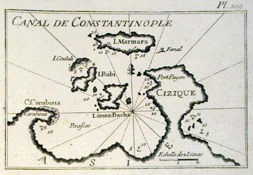 SOLD Canal de Constantinople