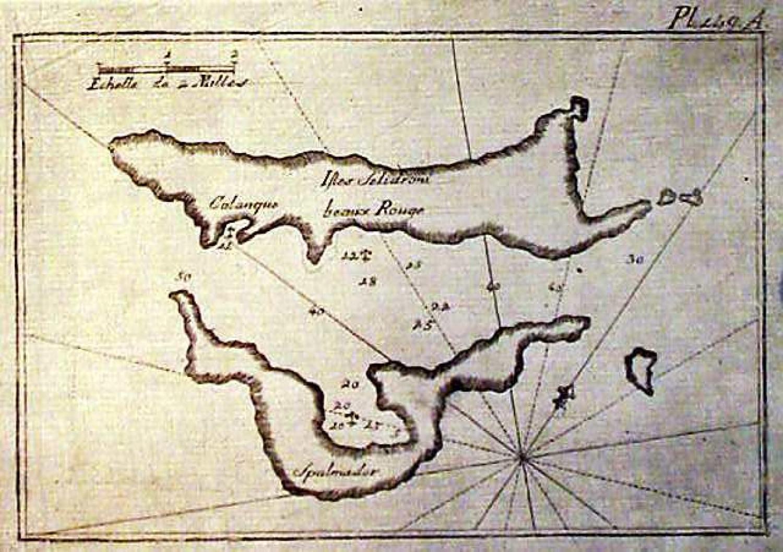 SOLD Isles Selidroni & Spalmador