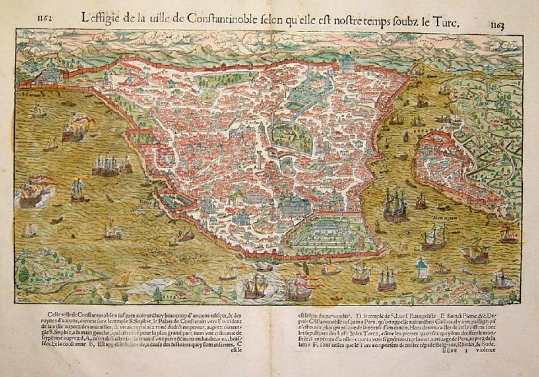 SOLD Constantinople..