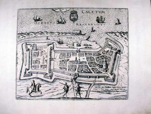 SOLD Caletum