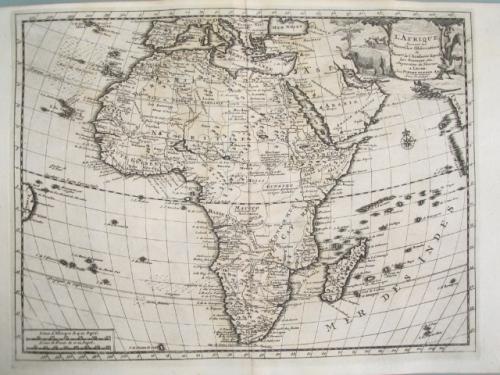 SOLD L' Afrique suivant les Nouvelle Observations