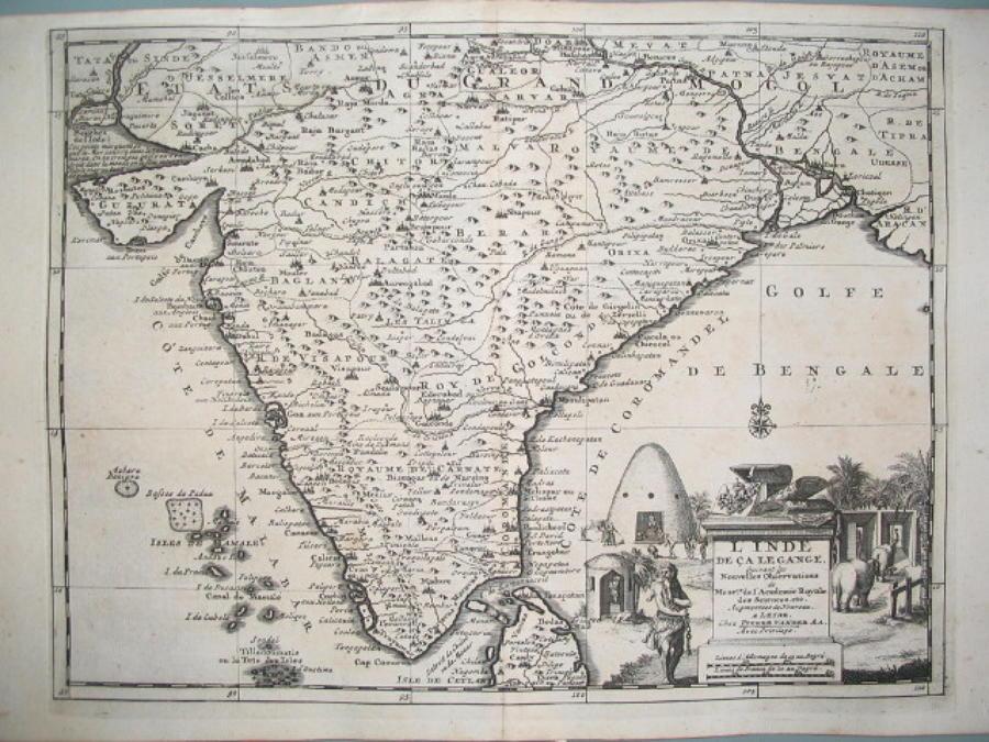 van de AA - L' Inde deca le Gange