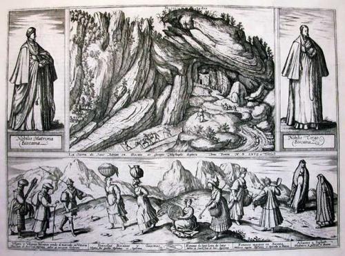 SOLD Nobilis Matrona Biscaina / Nobilis Virgo Biscaina / la sierra de Sant Adrian en Biscaia