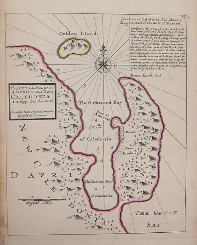 Moll - Scots Settlement in America