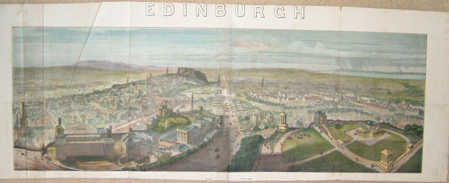 Illustrated London News  - Edinburgh
