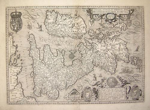 SOLD Angliae, Scotiae, et Hiberniae