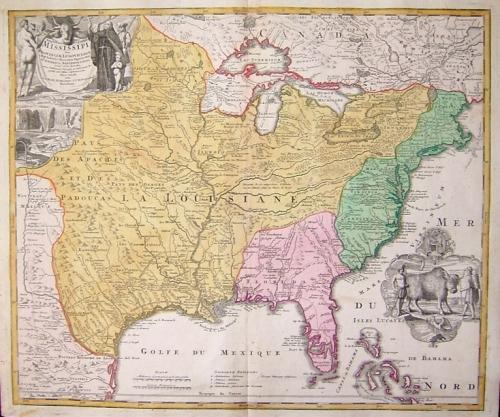 SOLD Amplissiae Regionis Mississipi