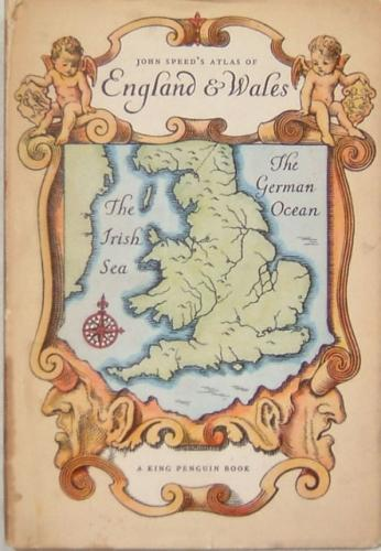 John Speed's Atlas of England and Wales