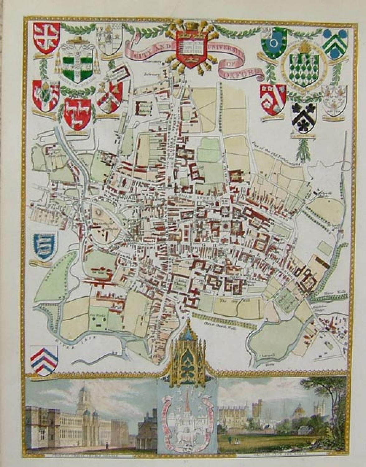 Thomas Moule - City and University of Oxford