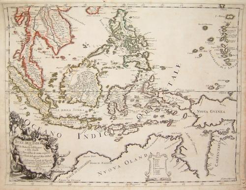 SOLD Isole Dell India le Molucche