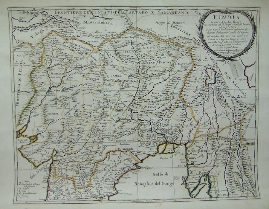 Cantelli / Rossi - L'India