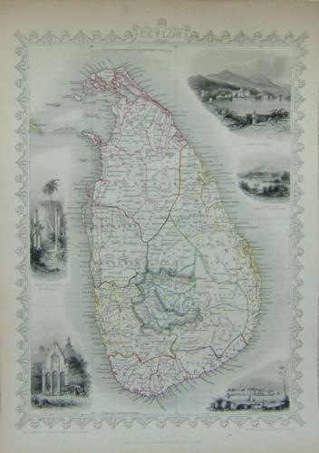 SOLD Ceylon
