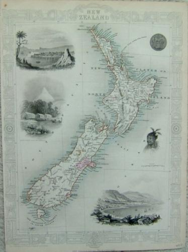SOLD New Zealand