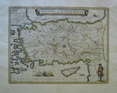 SOLD Natolia qua olin Asia Minor